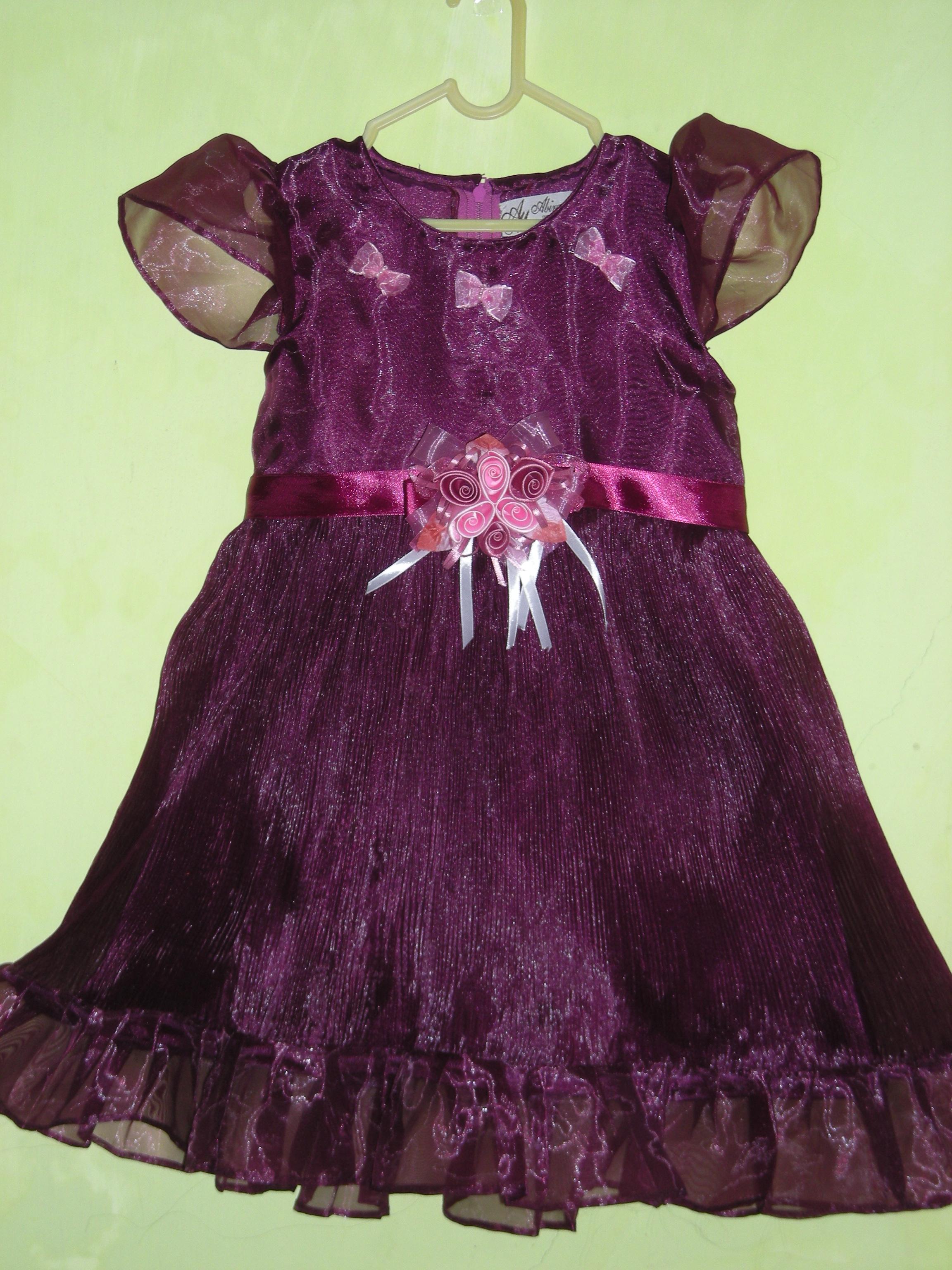 Baju Pesta Anak 01 Ibu Ira 0811254451 Butik Baju Pesta Anak